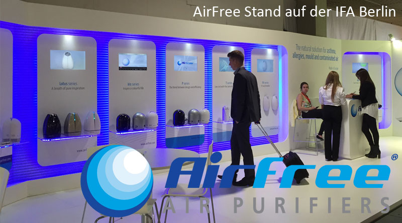 AirFree IFA Berlin