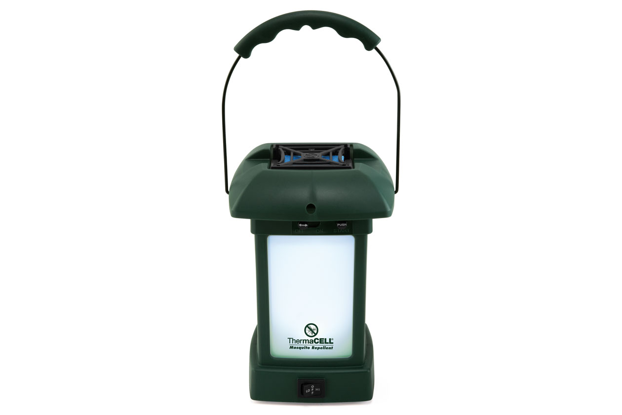 Camping-Laterne mit LED MR-9L